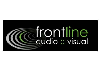 frontline audio visual