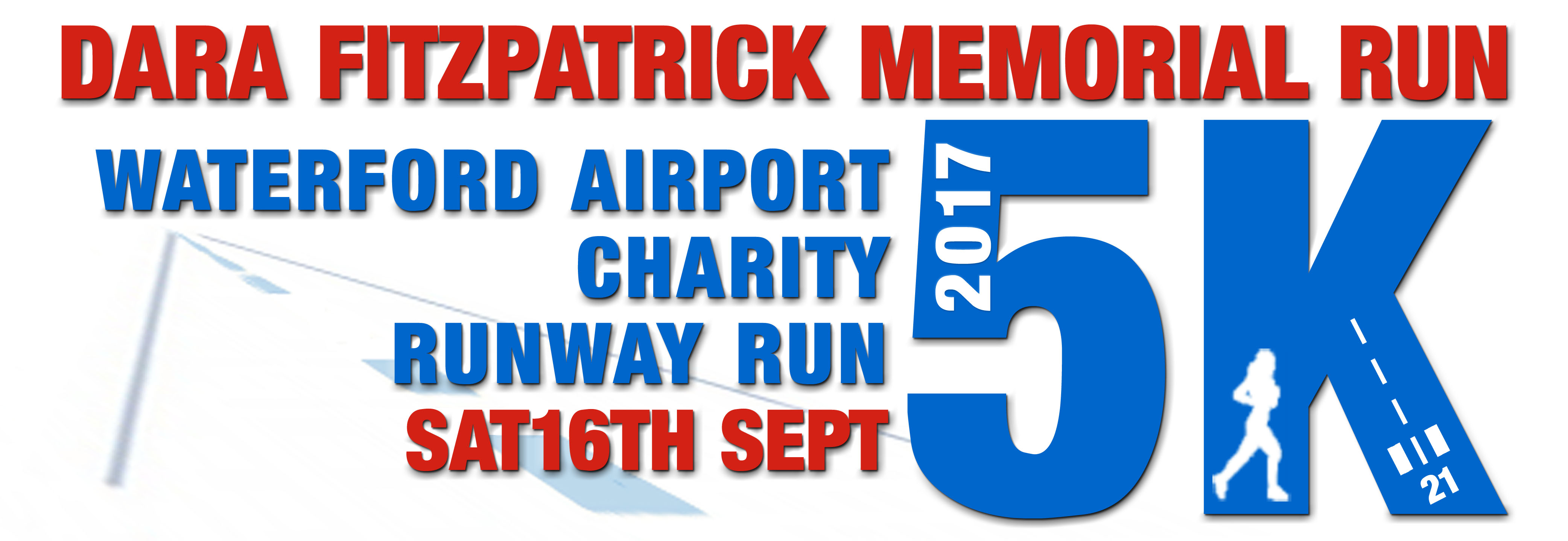 Dara Fitzpatrick Memorial Run logo